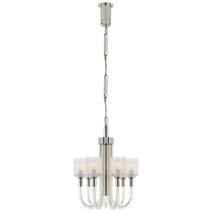 Reverie Small Single Tier Chandelier by Visual Comfort