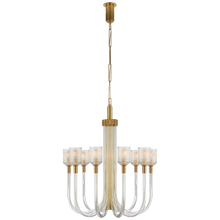 Load image into Gallery viewer, Reverie Medium Single Tier Chandelier by Visual Comfort