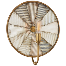 Load image into Gallery viewer, Rivington Large Round Sconce