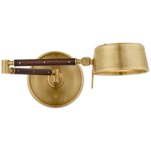 Alaster Articulating Wall Light by Ralph Lauren