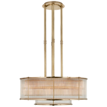 Load image into Gallery viewer, Allen Large Tiered Chandelier