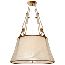Load image into Gallery viewer, Miramar Large Hanging Shade by Visual Comfort