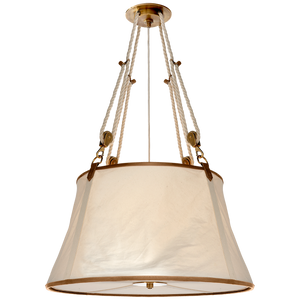 Miramar Large Hanging Shade by Visual Comfort
