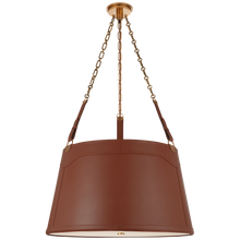 Load image into Gallery viewer, Karlie Large Hanging Shade by Visual Comfort