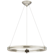 "Load image into Gallery viewer, Paxton 24"" Ring Chandelier by Ralph Lauren"