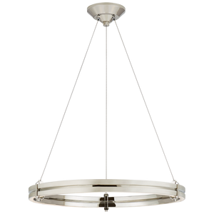 "Paxton 24"" Ring Chandelier by Ralph Lauren"