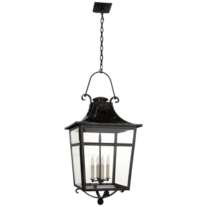 Carrington Large Lantern By Visual Comfort
