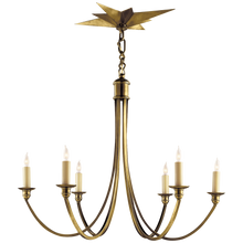 Load image into Gallery viewer, Venetian Medium Chandelier by Visual Comfort