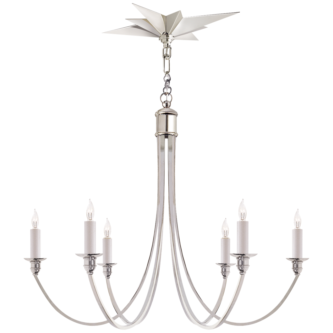 Venetian Medium Chandelier by Visual Comfort