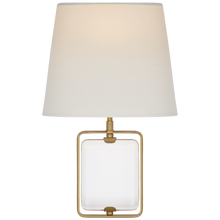 Load image into Gallery viewer, Henri Framed Jewel Sconce by Visual Comfort