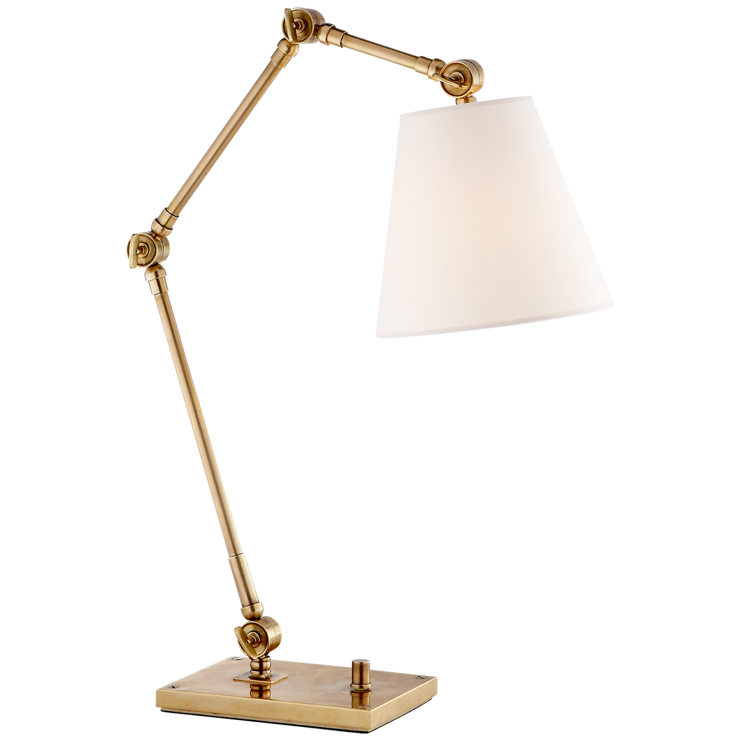 Graves Task Lamp by Visual Comfort