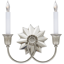 Load image into Gallery viewer, Huntingdon Double Sconce by Visual Comfort