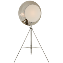 Load image into Gallery viewer, Osiris Tripod Reflector Studio Floor Lamp by Visual Comfort