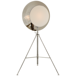 Osiris Tripod Reflector Studio Floor Lamp by Visual Comfort
