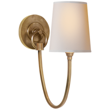 Load image into Gallery viewer, Reed Single Sconce