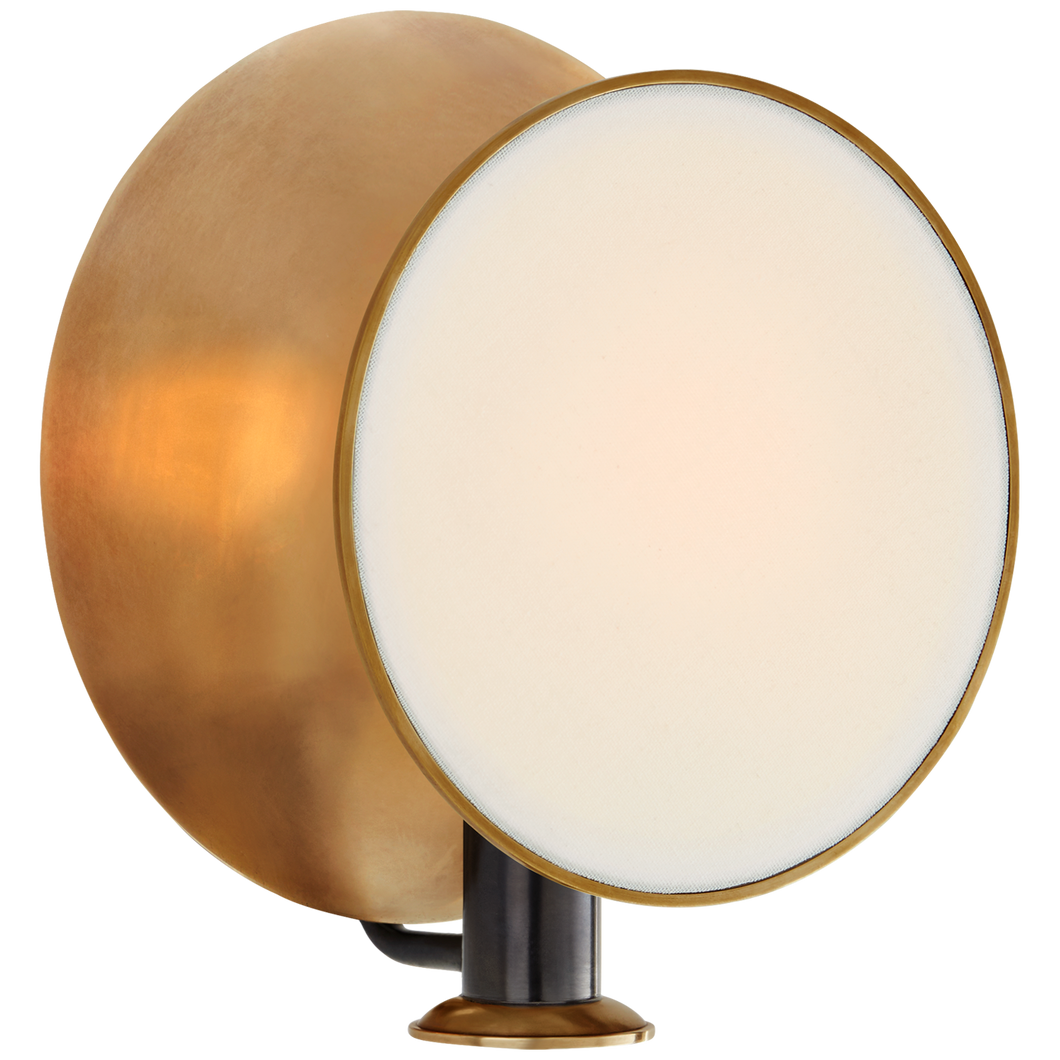 Osiris Single Reflector Sconce by Visual Comfort