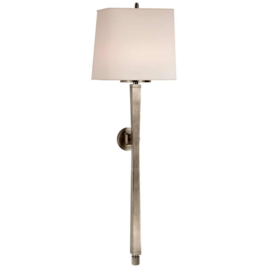 Edie Baluster Sconce by Visual Comfort