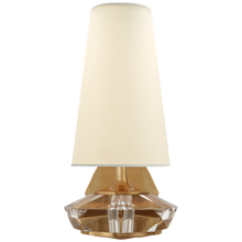 Load image into Gallery viewer, Santo Small Faceted Sconce by Visual Comfort