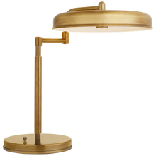 Load image into Gallery viewer, Huxley Swing Arm Desk Lamp by Thomas O'Brien