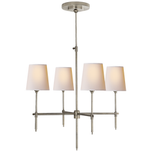 Load image into Gallery viewer, Bryant Small Chandelier by Visual Comfort