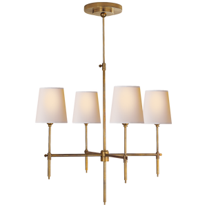 Bryant Small Chandelier by Visual Comfort