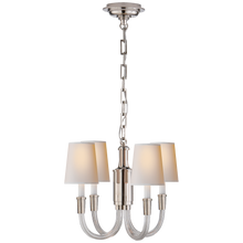 Load image into Gallery viewer, Vivian Mini Chandelier by Visual Comfort
