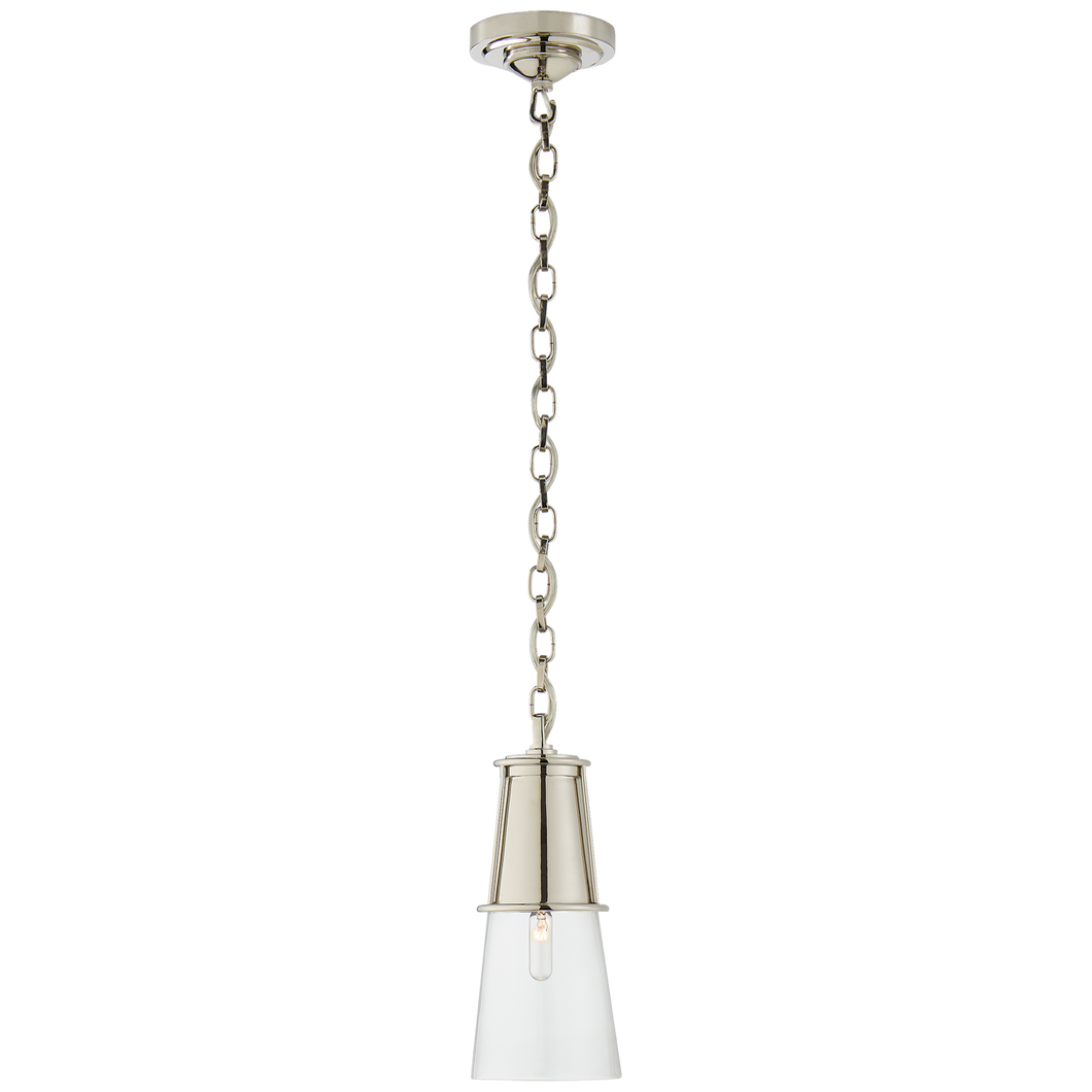 Robinson Small Pendant by Thomas O'Brien