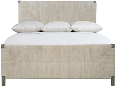 Alannis Woven Panel Bed by Bernhardt Interiors