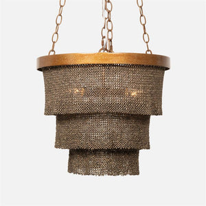 PATRICIA ROUND CHANDELIER (SMALL)