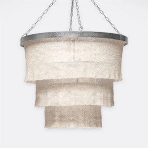 PATRICIA ROUND CHANDELIER (LARGE)