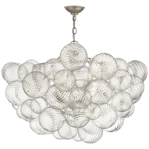 Talia Large Chandelier by Visual Comfort