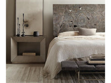 Load image into Gallery viewer, Calavaras Laminated Teak Panel Bed by Bernhardt Interiors
