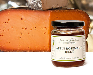 Apple Rosemary Jelly