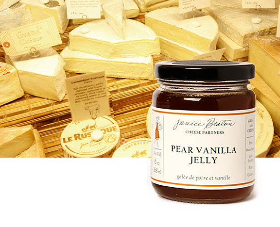 Pear Vanilla Jelly