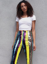 Load image into Gallery viewer, Sequin Disco Pants