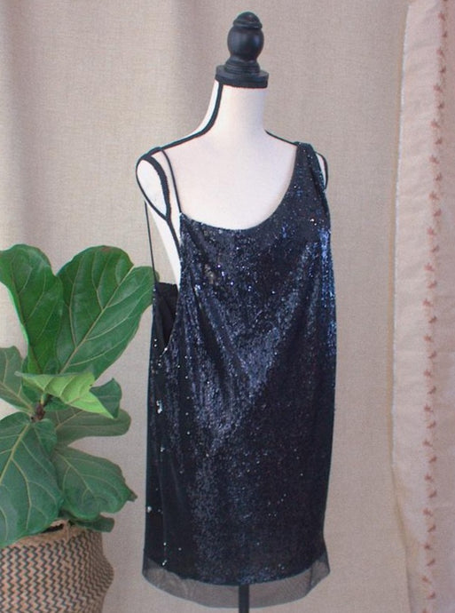 Foley + Corinna Sequin Dress