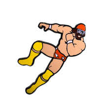 Macho Elbow Drop