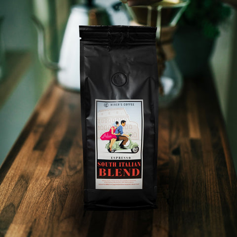 South Italian Espresso - Miner's Coffee 500 g image