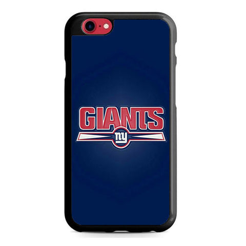 info for 79b6c bcfa8 New York Giants Blue Background iPhone 6   6s 3D Case