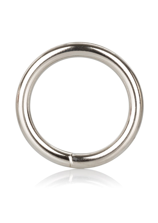 Silver Ring - Medium - Penisrengas 5 cm - ABS muovi - Metalli pinnoite
