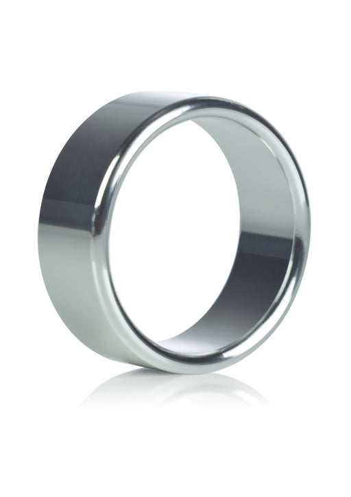Alloy Metallic Ring - Large - Penisrengas 4,5cm x 2cm - Alumiini