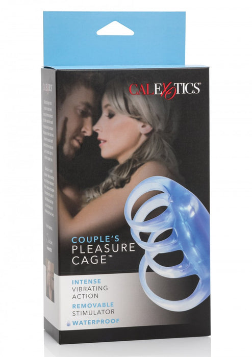 Couples Pleasure Cage - Penisrengas