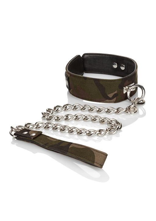 Camo Collar & Leash - Kaulapanta
