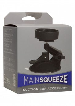 Main Squeeze Suction Cup Accessory - Imukuppikiinnike