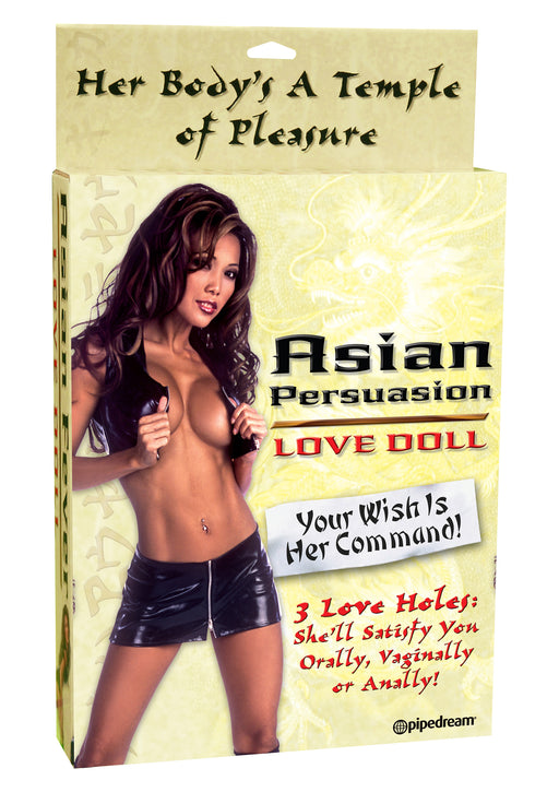 Asian Fever Love Doll - Seksinukke