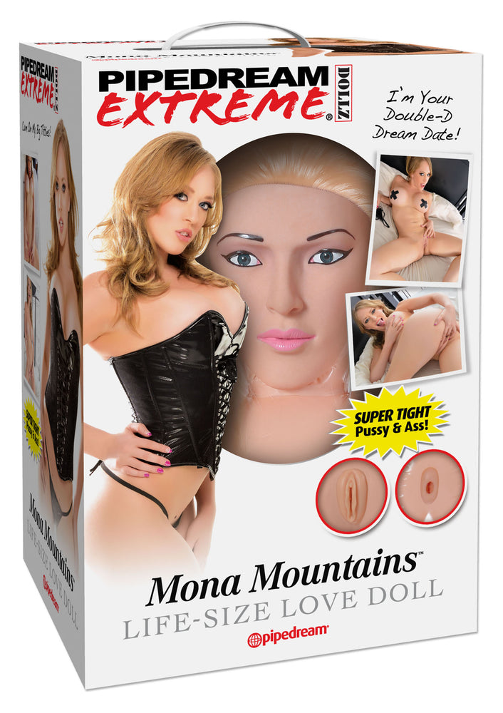 Mona Mountains Love Doll - Seksinukke