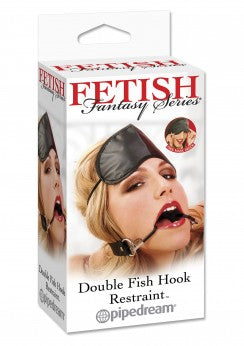 Double Fish Hook Restraint - Suukapula