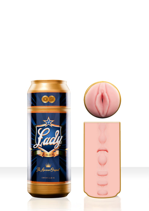 Sex In A Can Lady Lager - Masturbaattori