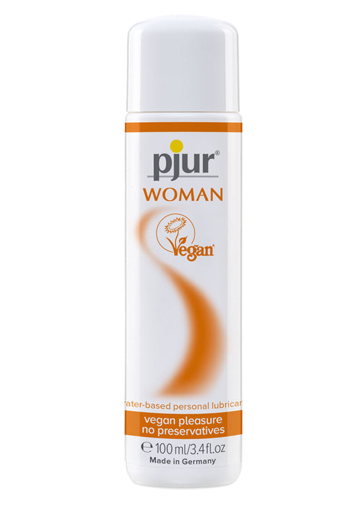 Pjur Woman Vegan waterbased - Liukuvoide