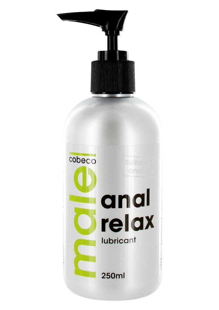 Male Anal Relax Lube 250ml - Liukuvoide